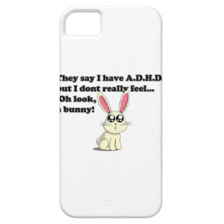 Conejito de ADHD Funda Para iPhone SE/5/5s