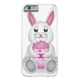 Conejito de Brown con los huevos de Pascua Funda Barely There iPhone 6