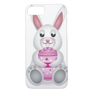 Conejito de Brown con los huevos de Pascua Funda iPhone 7
