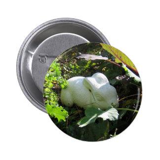 Conejito de cerámica pins