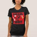 Conejito de la explosión de Babg Camisetas