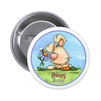 Conejito de la miel de Pascua Pin