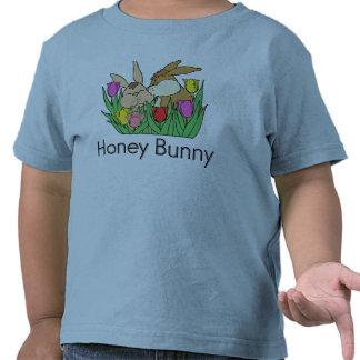 Conejito de la miel camisetas