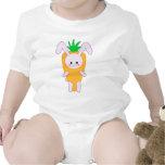 Conejito de Lil - zanahoria Traje De Bebé