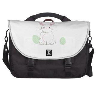 Conejito de pascua bolsas para portatil