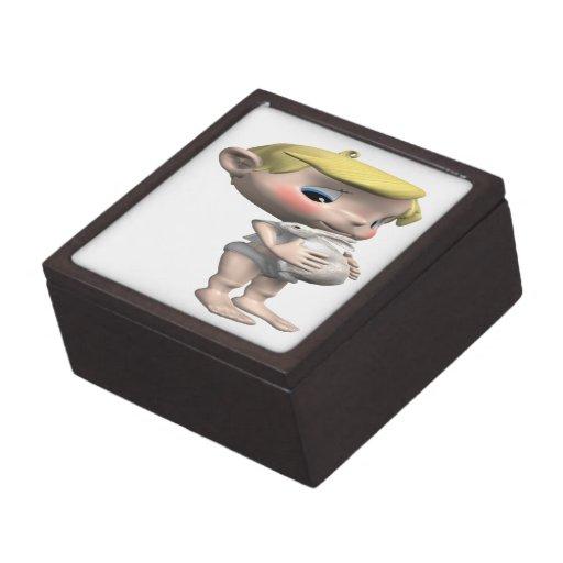 Conejito de pascua cajas de regalo de calidad
