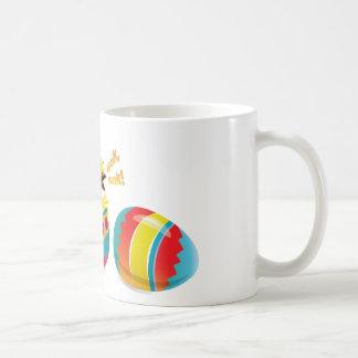 ¡Conejito de pascua de las gracias, Bok, Bok! Taza De Café
