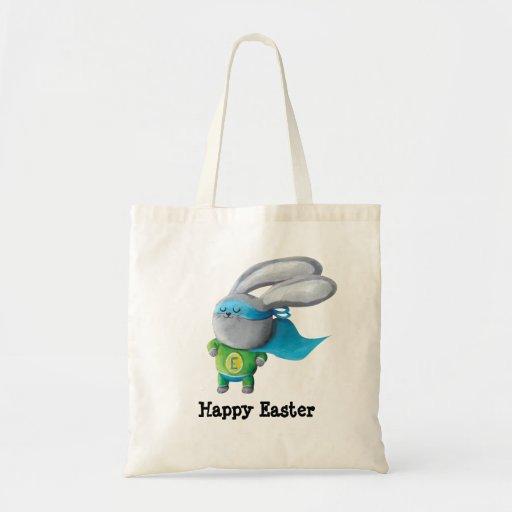 Conejito de pascua estupendo - txt de encargo - bolsas