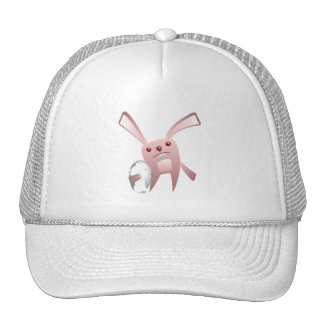 Conejito de pascua gorra