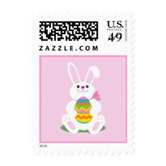 Conejito de pascua sellos