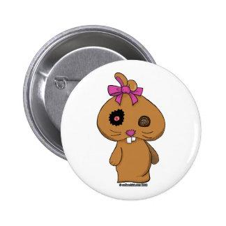 Conejito del BeanBag de Brown Pins