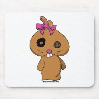 Conejito del BeanBag de Brown Alfombrillas De Ratones