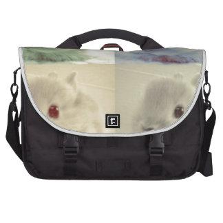 Conejito del conejito del conejito del conejito bolsas de portátil