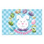 Conejito del huevo de Pascua Papelería
