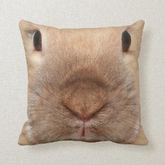 conejito del mascota de la almohada