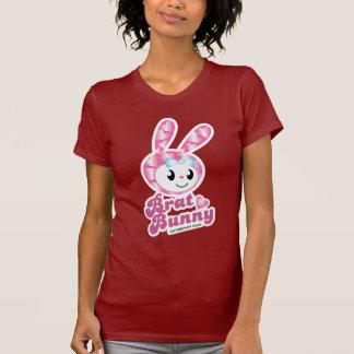CONEJITO del PALO DE GOLF - corazones felices Camisetas