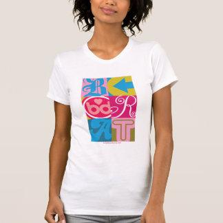 CONEJITO del PALO DE GOLF - letras de amor Camiseta