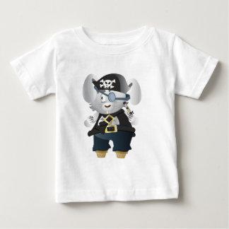 Conejito del pirata playeras