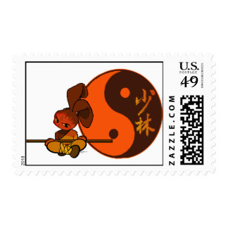 conejito del shaolin del hierro sello