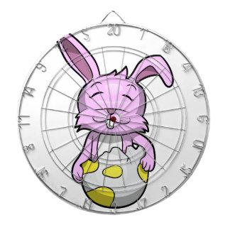Conejito en el huevo de Pascua
