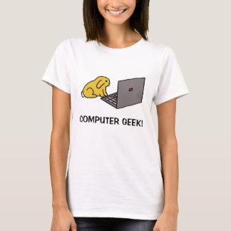 ¡conejito en el ordenador portátil, FRIKI del Playera