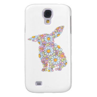 Conejito Flojo-Espigado apacible Funda Para Galaxy S4