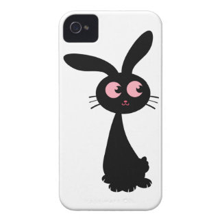 Conejito I de Kuro Funda Para iPhone 4 De Case-Mate
