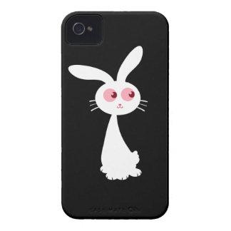 Conejito I de Shiro Case-Mate iPhone 4 Funda