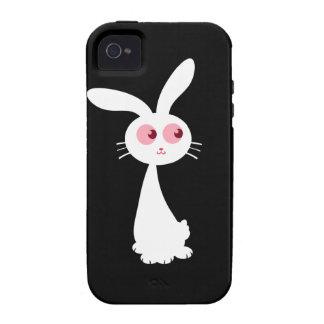 Conejito I de Shiro Vibe iPhone 4 Fundas