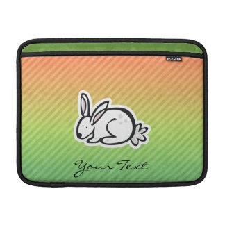 Conejito lindo Colorido Fundas MacBook