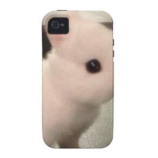 Conejito lindo del bebé iPhone 4/4S funda