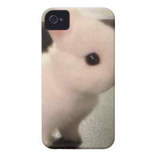 Conejito lindo del bebé Case-Mate iPhone 4 cárcasas