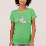 Conejito lindo Poots - camiseta divertida