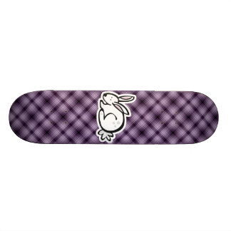 Conejito lindo; Púrpura Patin