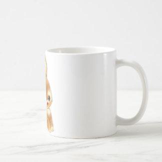 Conejito observado grande tazas de café