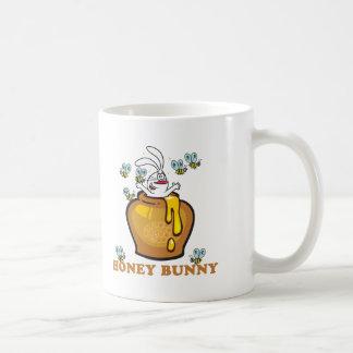 Conejito Pascua de la miel Taza