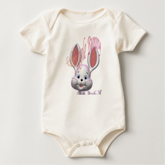 conejito trajes de bebé