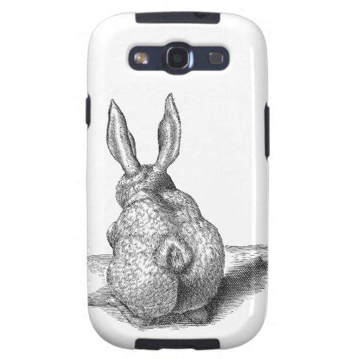 Conejito Samsung Galaxy S3 Fundas