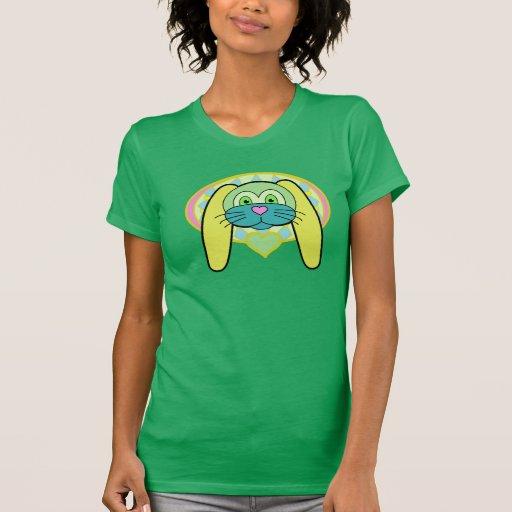 Conejito verde t shirts