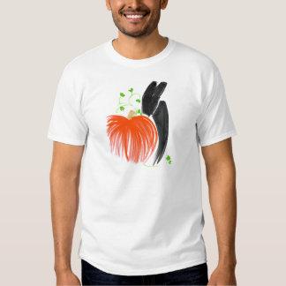 Conejito y pumpkin01 camisas
