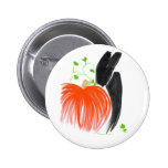Conejito y pumpkin01 pin