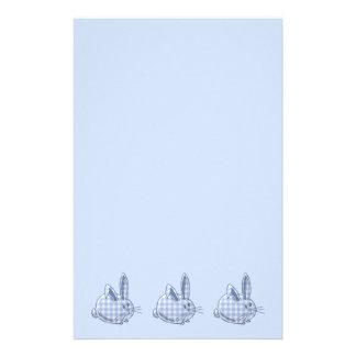 conejitos azules de la guinga papeleria personalizada