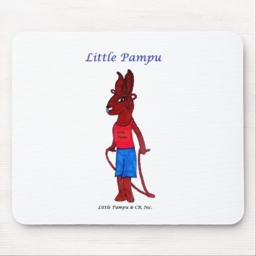 Conejitos de Choc poco Pampu Tapetes De Raton