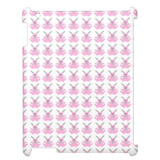 Conejitos de pascua rosados divertidos