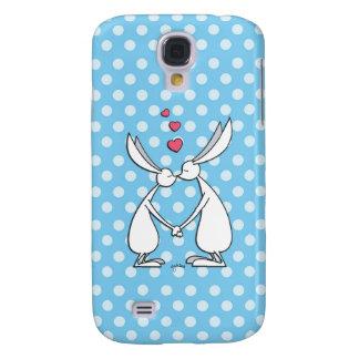 Conejitos del amor - azul