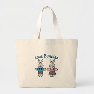 Conejitos del amor bolsas