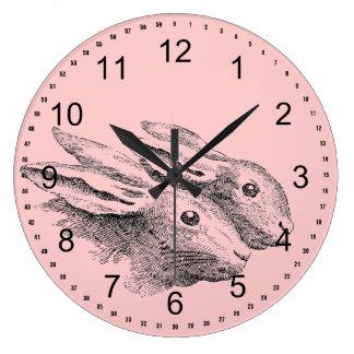 Conejitos dulces reloj