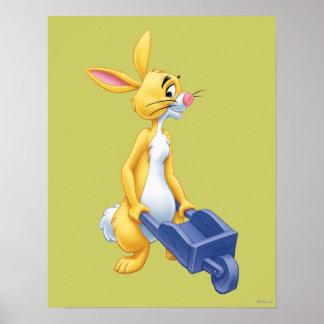 Conejo 2 impresiones