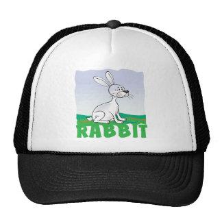 Conejo amistoso gorra