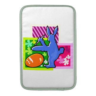 conejo azul pascua egg png de la sombra de la pint funda macbook air